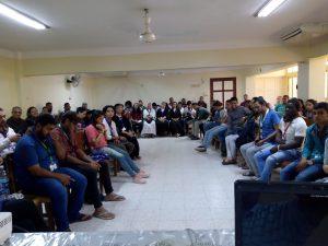 Meeting with the Coptic Catholic Youth